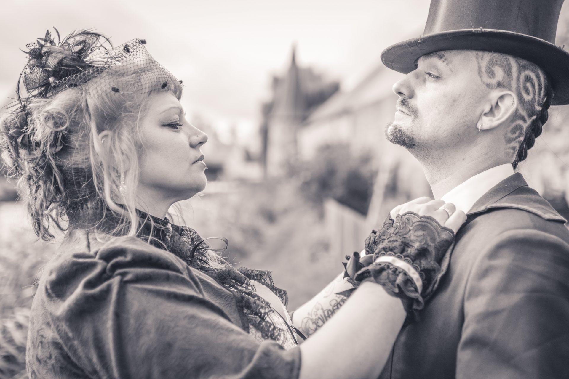 Hochzeitsfotografie bei Gunzenhausen
