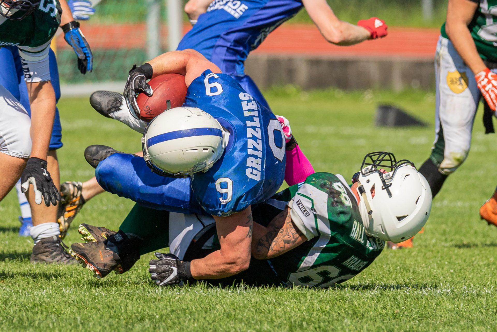 Sportfotografie - American Football