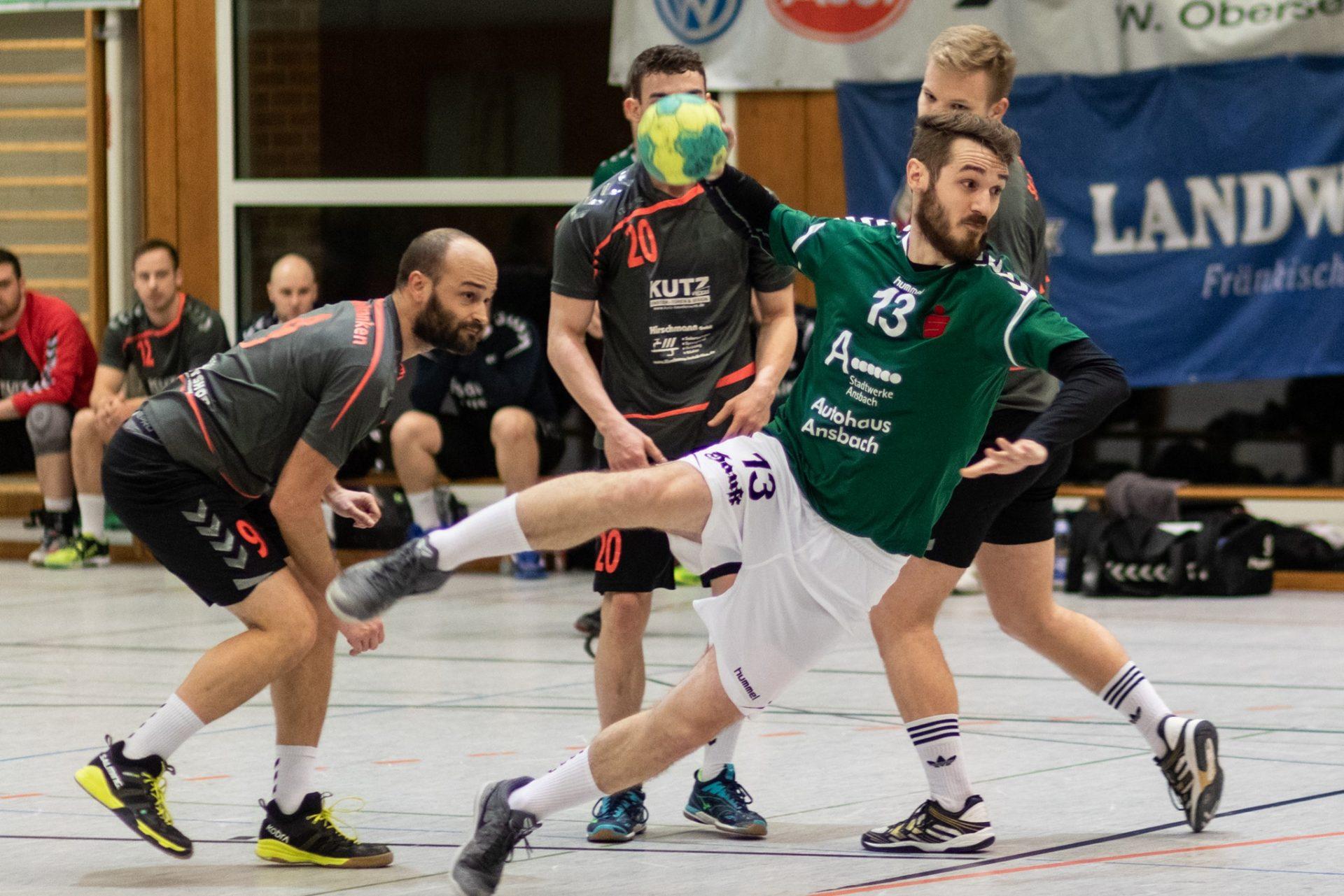 Sportfotografie - Handball