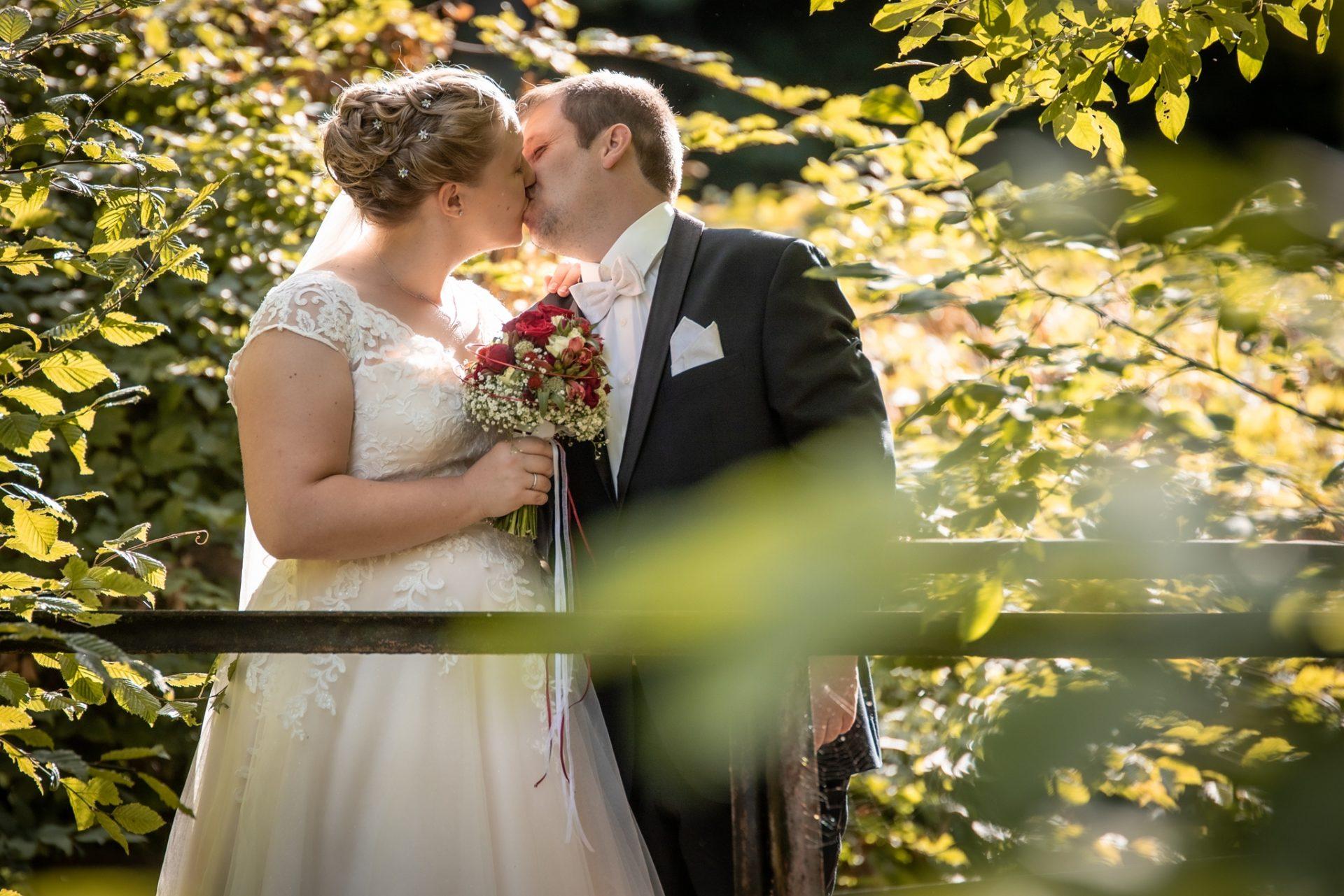 Hochzeitsfotografie in Schillingsfürst