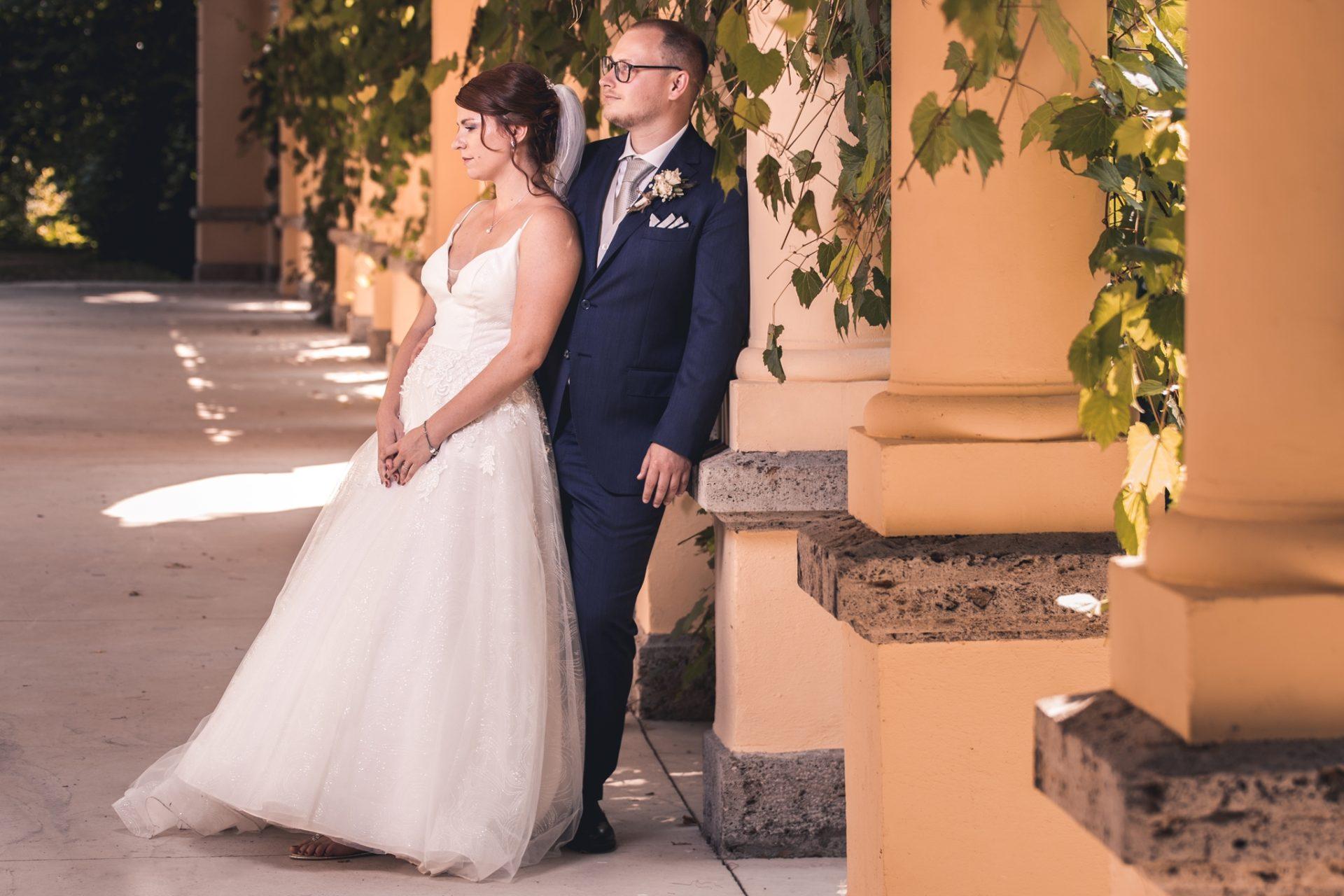Hochzeitsfotografie in Rothenburg ob der Tauber