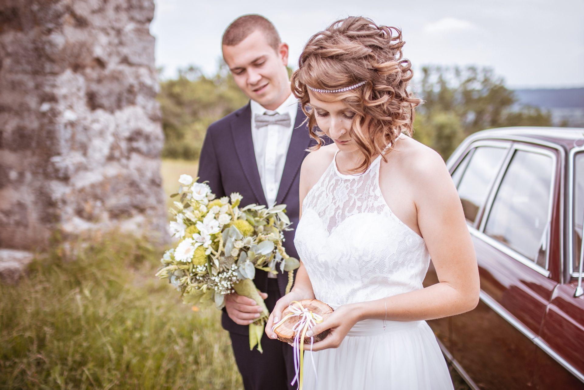 Hochzeitsfotografie in Lehrberg