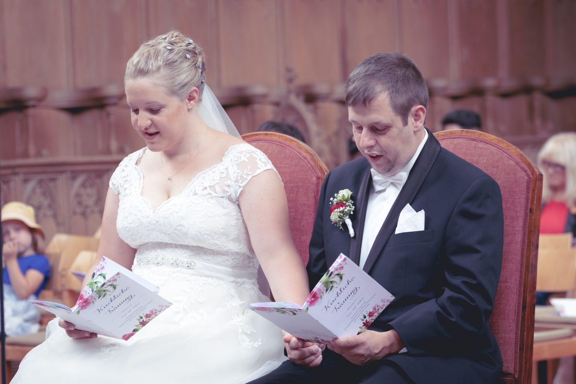 Hochzeitsfotografie in Ansbach