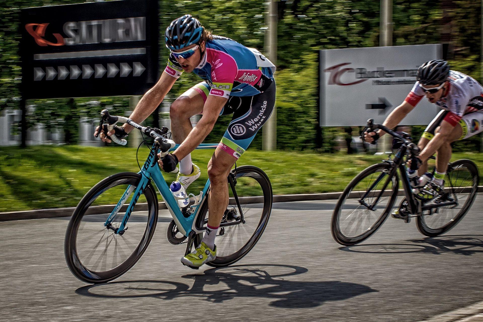 Sportfotografie - Radsport