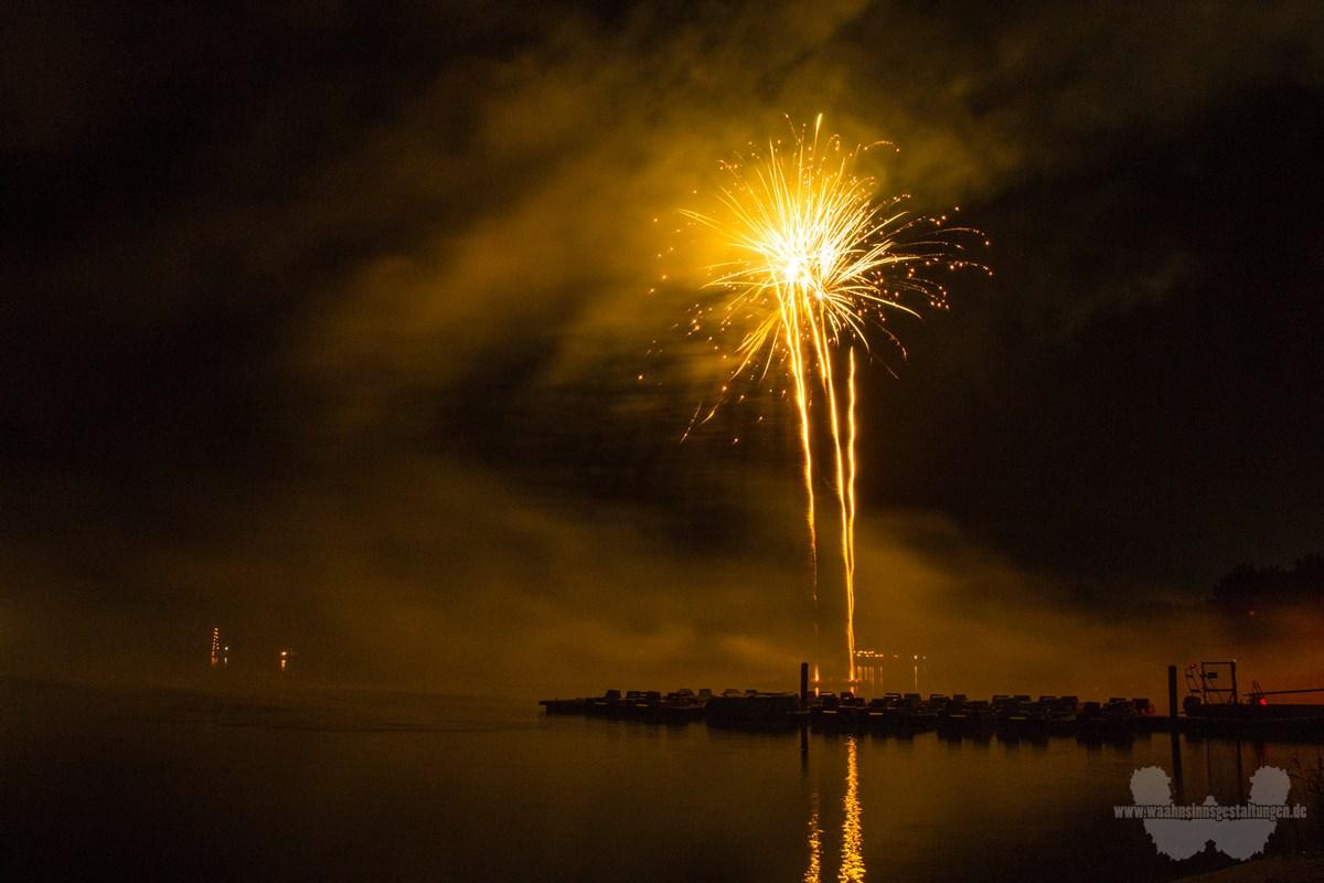 Eventfotografie - Feuerwerk