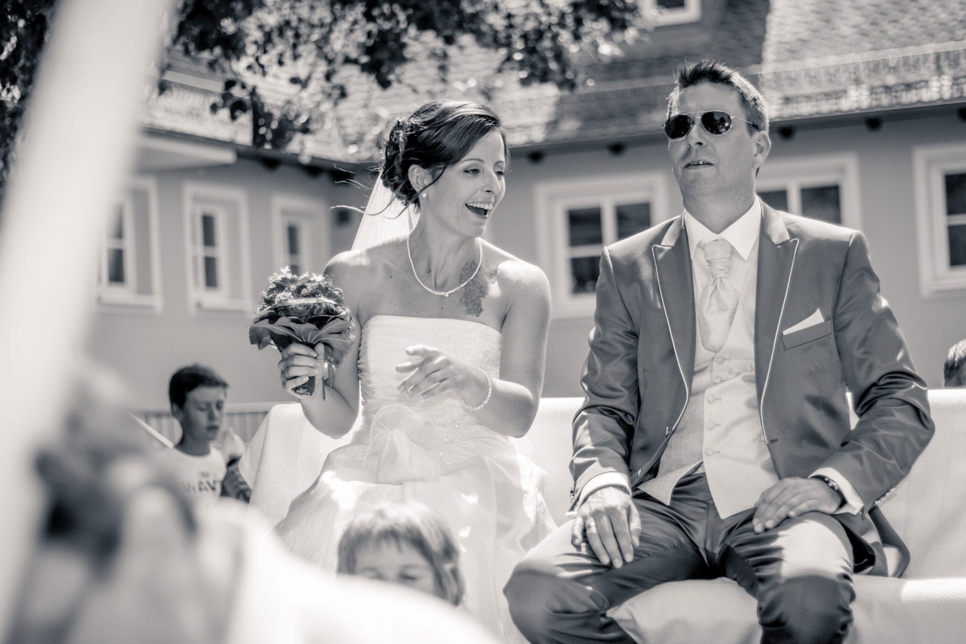 Hochzeitsfotografie in Colmberg
