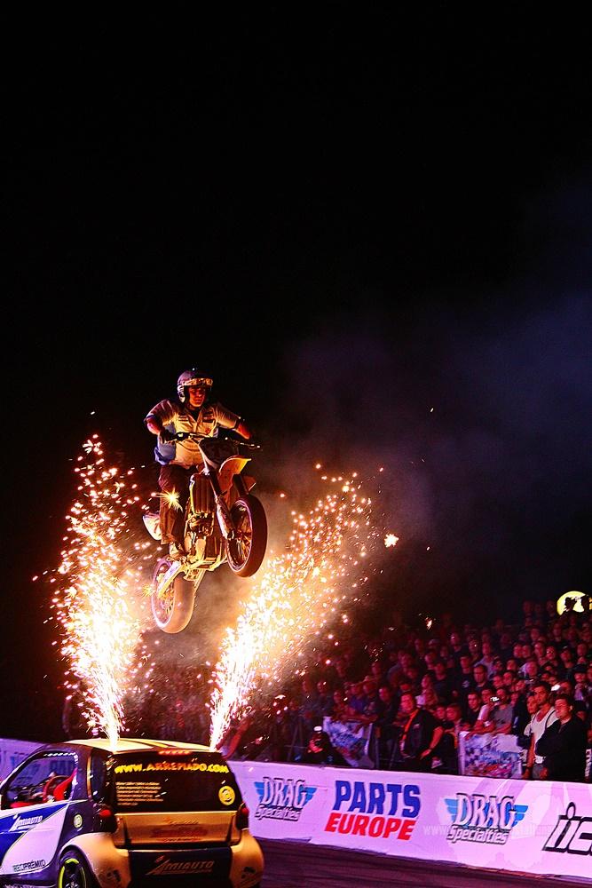 Eventfotografie - Stuntshow